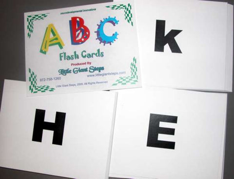 ABCs Flash Cards