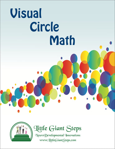 Visual Circle Math - Download with Printed Copy Packages