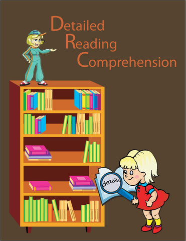 DETAILED READING COMPREHENSION WITH JUNIOR LEVELS