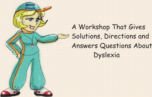 Dyslexia Workshop