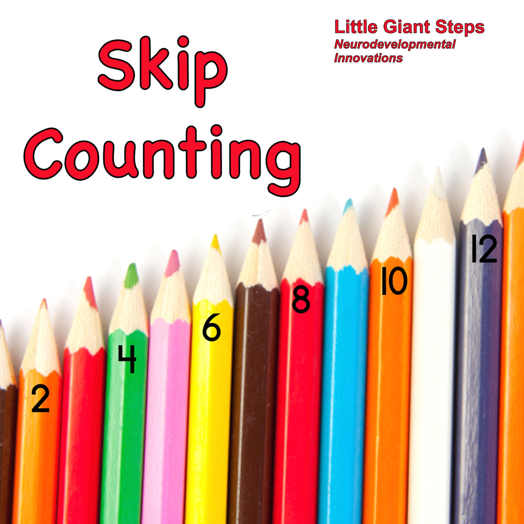Skip Counting CD