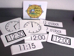rockin clock flash