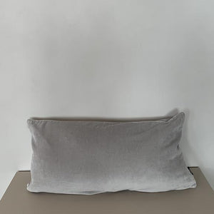 Exist Cushion Cover, 60x30cm - Light Grey