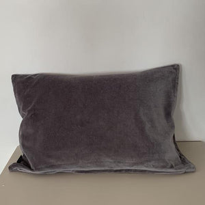 Exist Cushion Cover, 60x40cm - Dark Grey