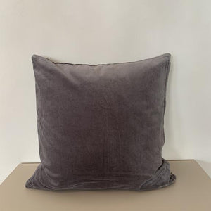 Exist Cushion Cover, 50x50cm - Dark Grey