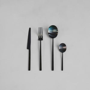 Kogei Cutlery Set - Black