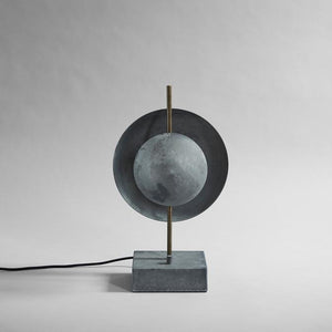 Dusk Table Lamp - Oxidized