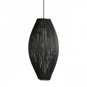 Lamp Fishtrap L Black