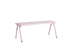 RAY bench, rose