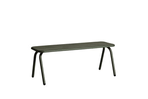 RAY bench, dark green