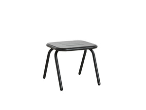 RAY lounge table, dark green