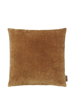 Velvet Soft Cushion - CUMIN