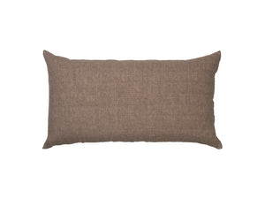Linen Gable Cushion - LAVENDER