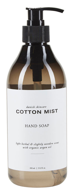 Cotton Mist hand Soap, 450 ml