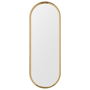 ANGUI mirror large, Gold