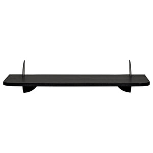 AEDES shelf L80, Black