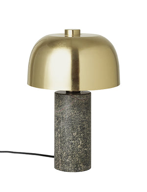 Lamp Lulu - Marble - FOREST GREEN