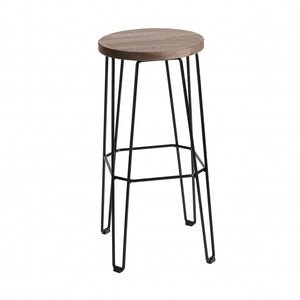 Bar Stool Move 75 dark/dark