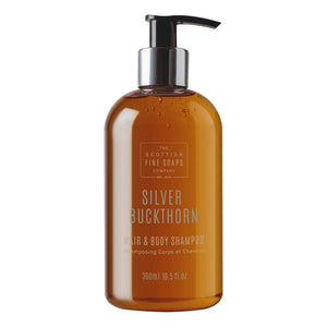 Silver Buckthorn Hair & Body Wash 300ml