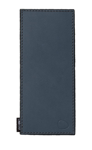 BERLIN Payment folder, Hippo black-anthracite