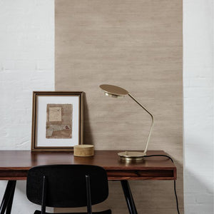 Modernist Table Lamp - Brass