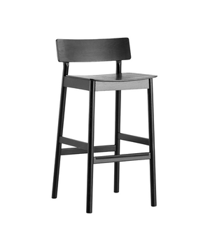 Pause counter chair 2.0, black