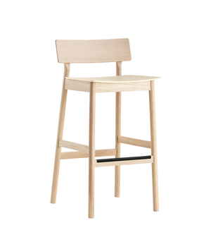 Pause counter chair 2.0, white