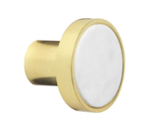 Marble Hook - S - WHITE/GOLD