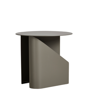 Sentrum side table, taupe