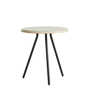 Soround side table grey/Ø45/H48