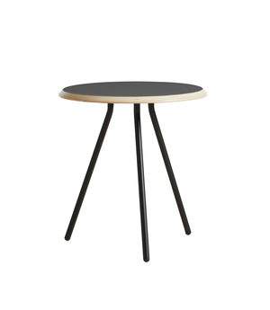 Soround side table charcoal/Ø45/H48
