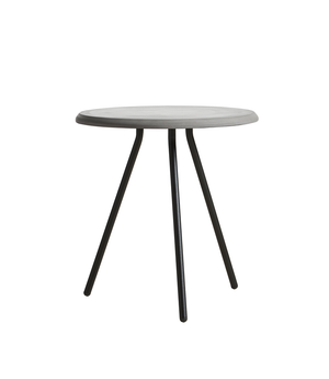 Soround side table concrete/Ø45/H48