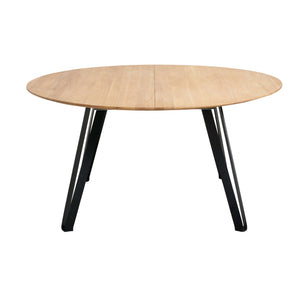 Dining table Space Natural Round 150