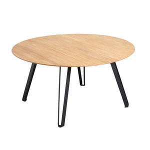 Dining table Space Natural Round 120