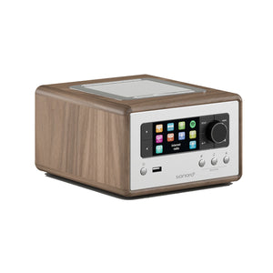 RELAX audio system, walnut