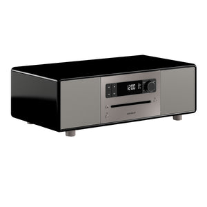 LOUNGE audio system, black
