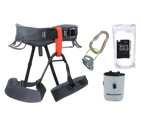 Black Diamond Momentum Harness Package Herre