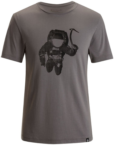 Black Diamond spaceshot T-skjorte herre