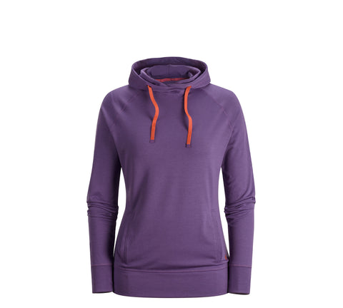 Black Diamond Dawn Wall Hoody dame