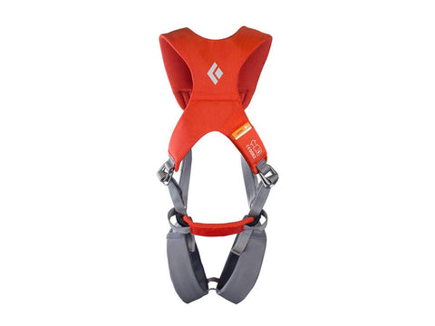 Black Diamond Momentum Kids Full Body Harness (One Size)