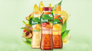 Fuze Icetea Lemon/Peach