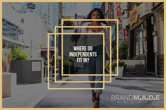 Where do independents fit? - Eponymous