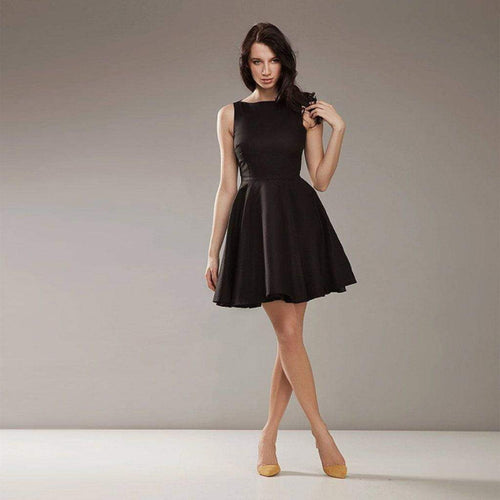 Classic Black Dress Nife Dresses