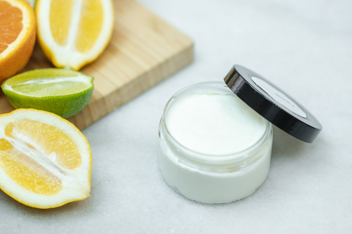 Citrus Organic Body Butter