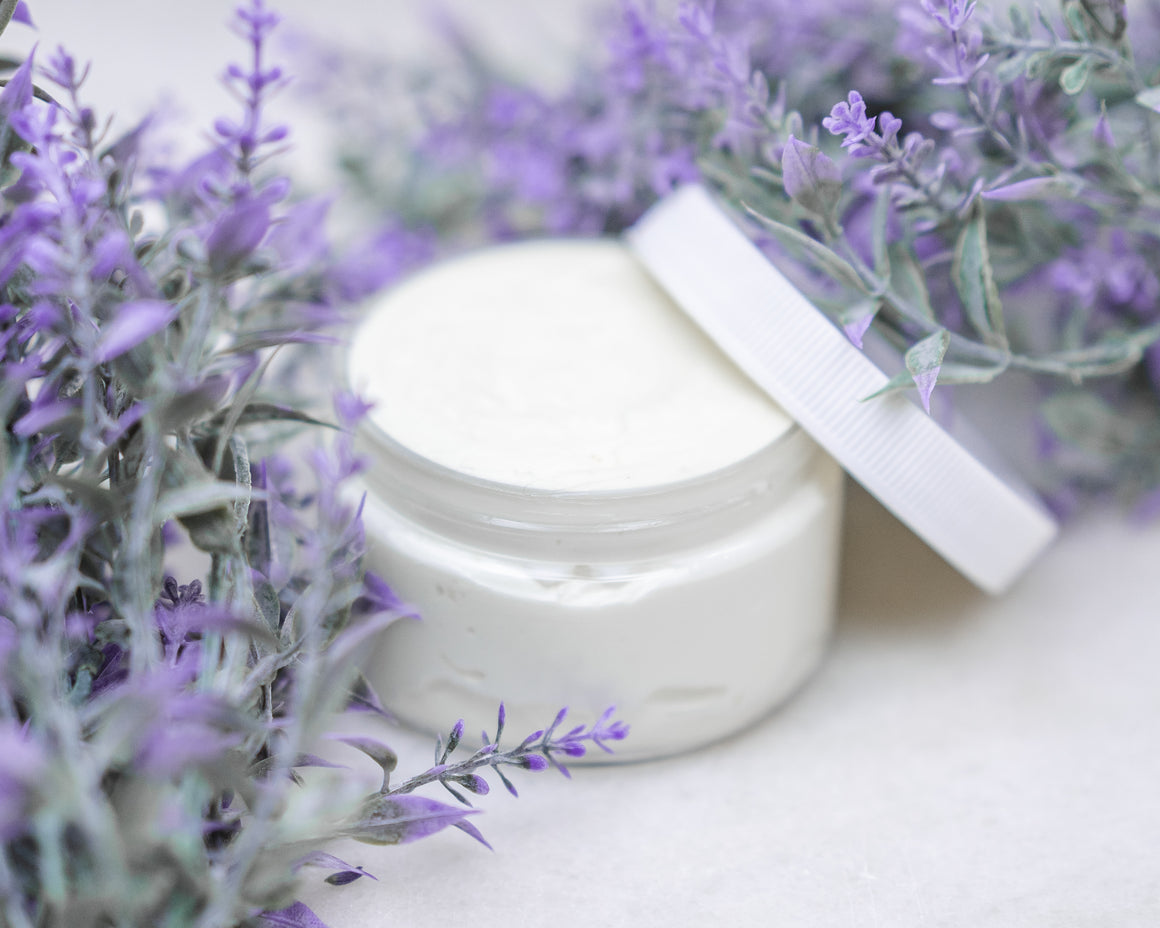 Lavender Organic Body Butter