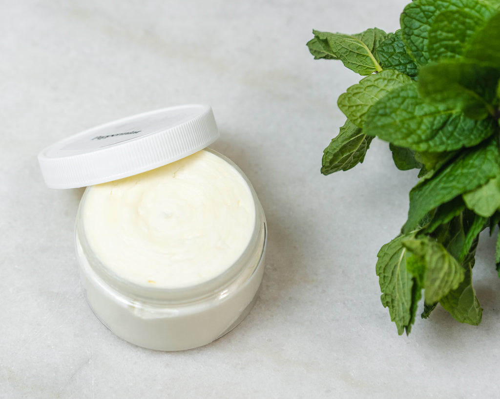 Peppermint Organic Body Butter