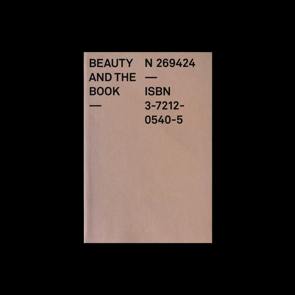 Beauty and the Book