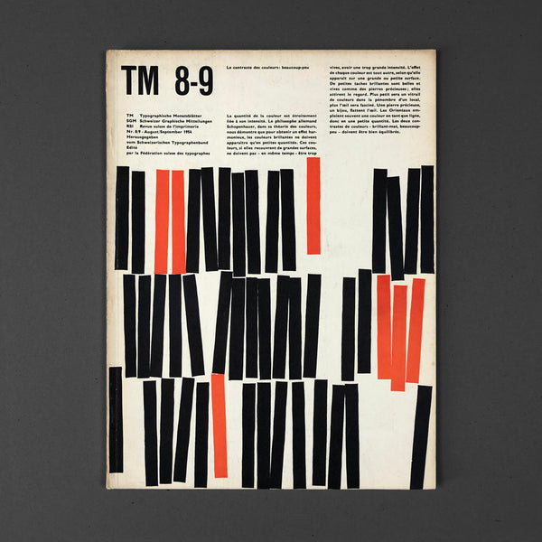 TM RSI SGM 1954 Issue 8/9