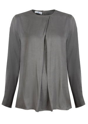 Pleat Top Vetiver