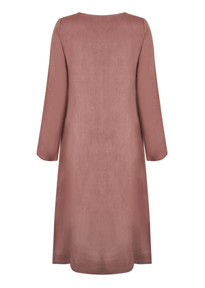 Tunic Top Peach Mocha